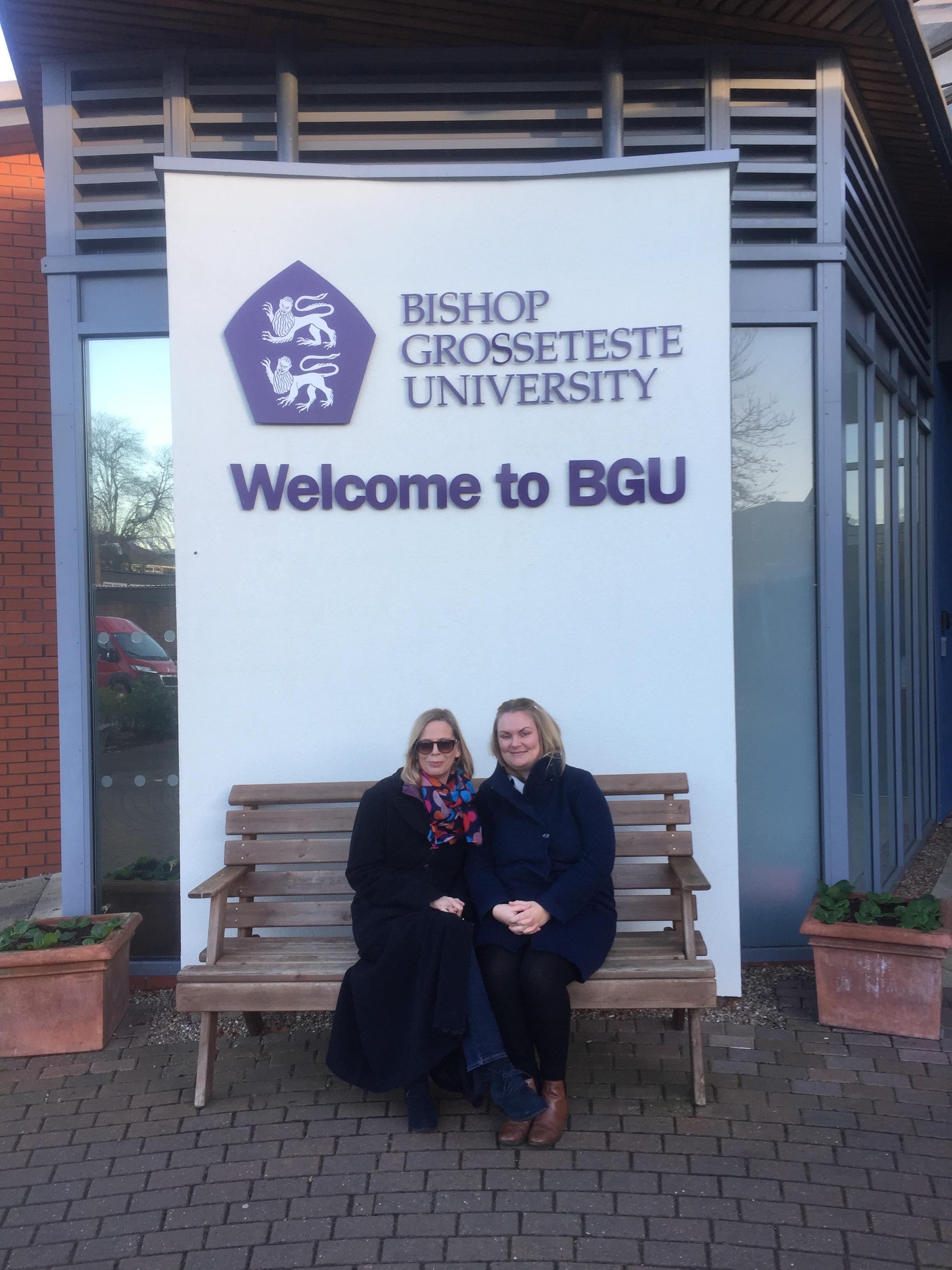 Dr Katrin Paehler Dr CHH BGU Visit November 2017.jpg