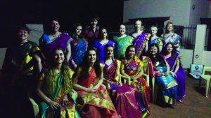 BGU India field trip